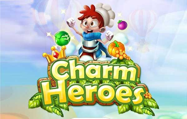 Charm Heroes Cover