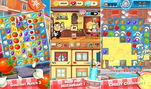 Chef's Quest Apk