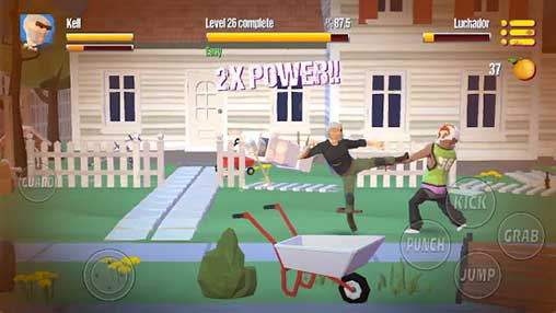 Hobo Street Fighting » Android Games 365 - Free Android ...
