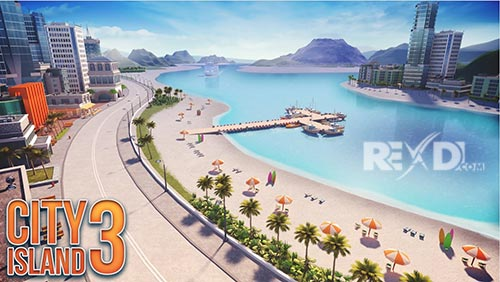 City Island 3 - Building Sim APK + DATA for Android