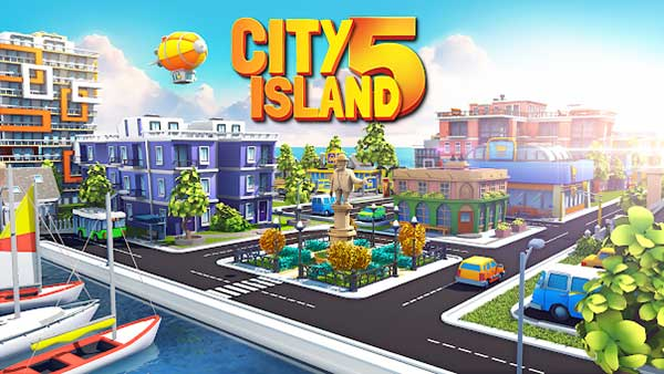 City Island 5 1 13 0 Apk + MOD (Unlimited Money) for Android