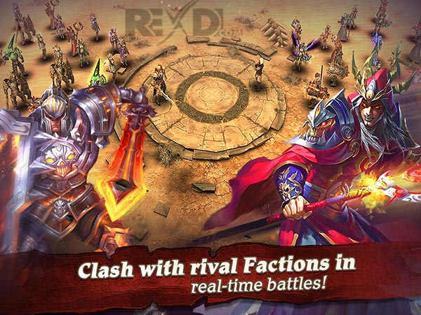 Clash for Dawn Apk
