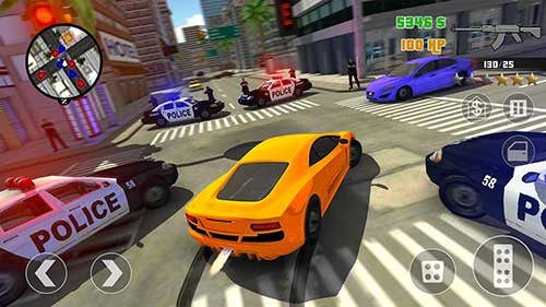 Clash of Crime Mad City War Apk