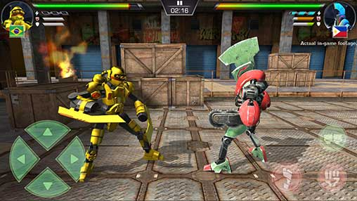 Clash Of Robots 3 3 Apk + MOD (Unlimited Money/Gold) Android