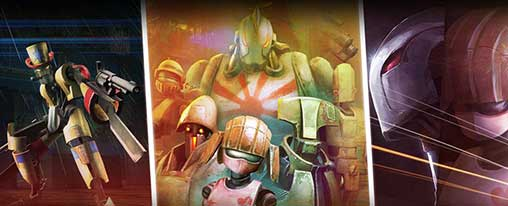 Clash Of Robots Unlimited Money Gold Android Apk Mod Revdl