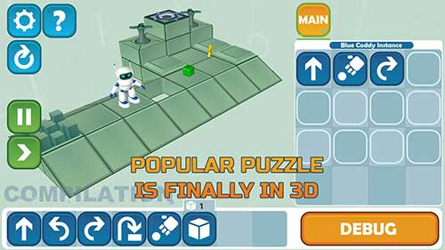 Coddy World on Algorithm Apk