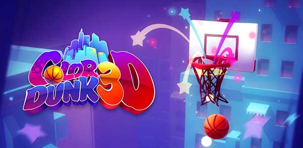 Color Dunk 3D Mod