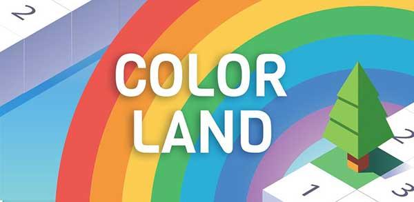Color Land - Build by Number Mod