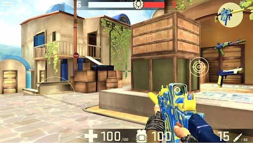 Combat Assault: FPP Shooter Apk
