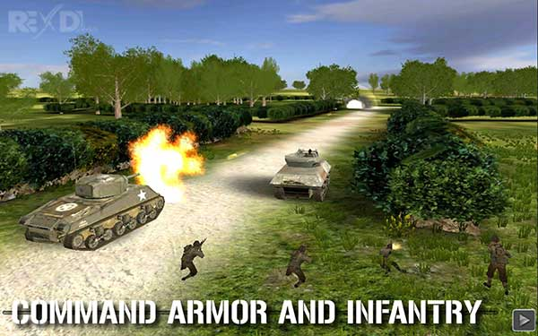 Combat Mission Touch Apk