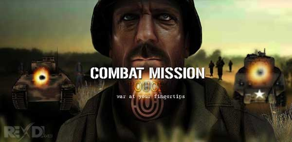 Combat Mission Touch