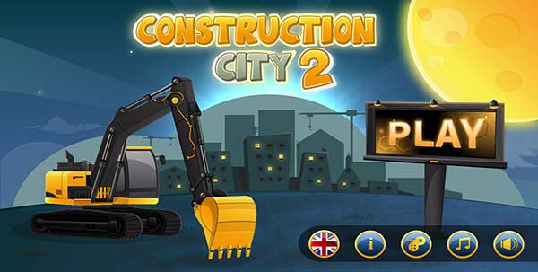 Construction City 2 Cover