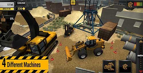 Construction Machines 2016 Apk