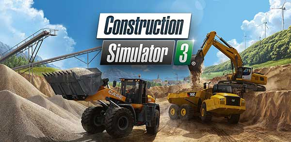 Construction Simulator Apk + MOD (Money) + Data Android