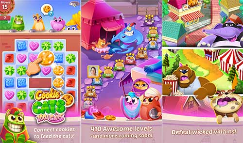 Cookie Cats Apk