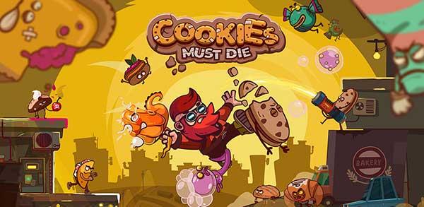 Cookies Must Die Cover