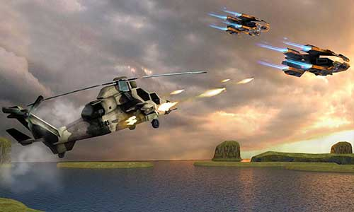 Copter vs Aliens Apk