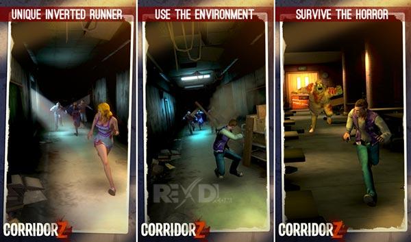 Corridor Z Apk