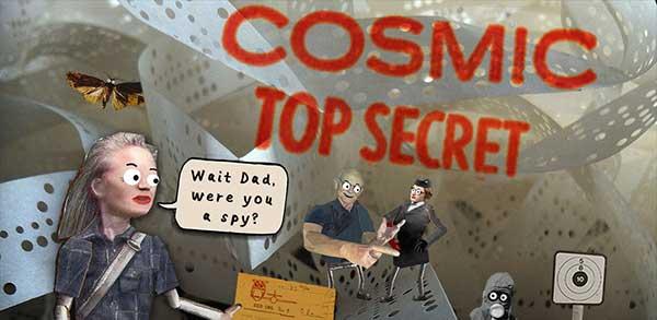 Cosmic Top Secret Mod