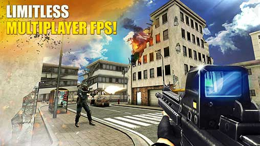 Counter Assault - Online FPS Apk