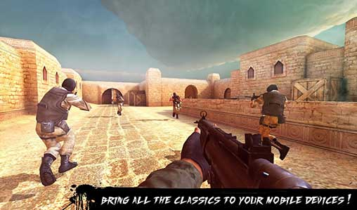 Counter Terrorist 2-Gun Strike Apk