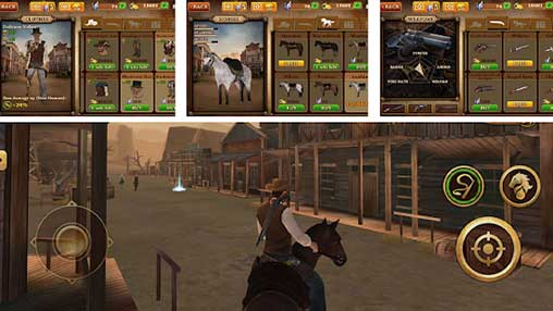 Cowboy Hunting: Dead Shooter Apk