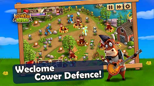 Cower Defense Apk