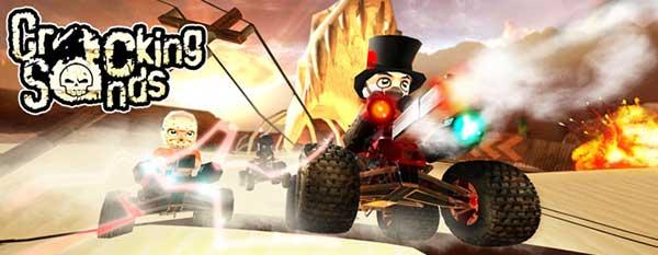 Cracking Sands - Combat Racing
