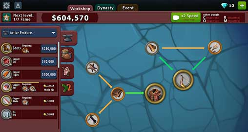 Crafting Idle Clicker Apk