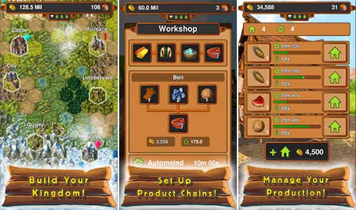 Crafting Kingdom Apk