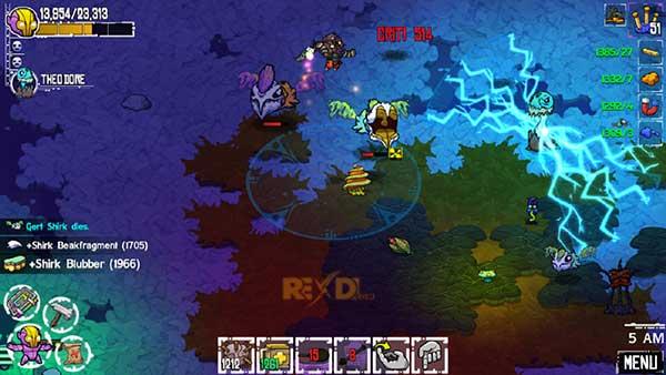 monster hunter stories apk rexdl