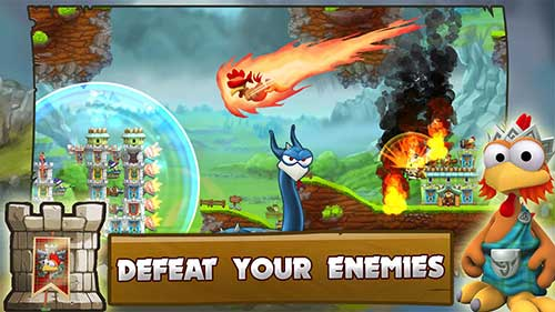 CRAZY CHICKEN strikes back Apk