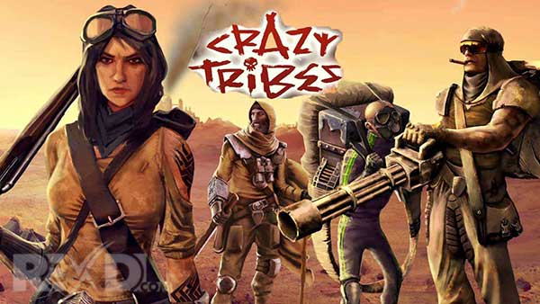Crazy Tribes - War MMOG
