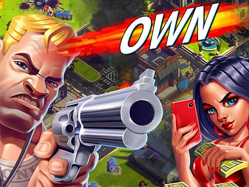 Crime Coast Gang Wars Apk