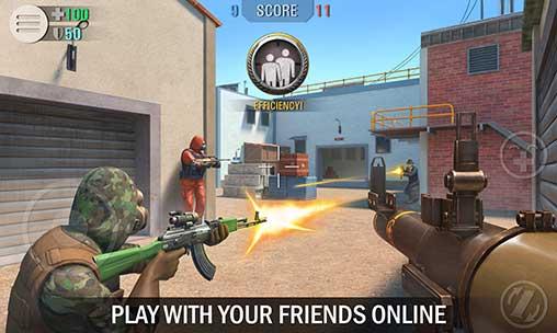 Crime Revolt - Online Shooter Apk
