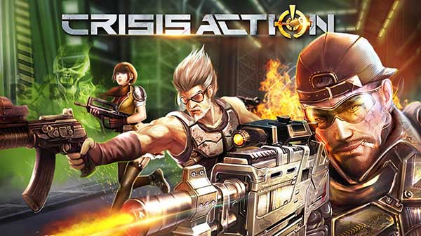 Crisis Action 3 0 6 Apk + Mod + Data for Android
