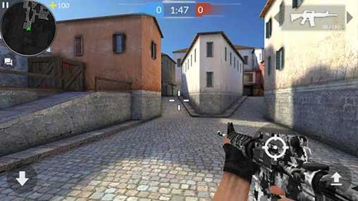 Critical Strike CS Apk
