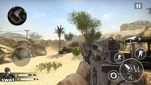 Critical Strike Shoot Fire V2 Apk