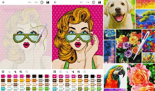 Cross Stitch Joy Apk