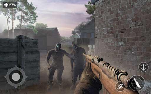 Crossfire: Survival Zombie Shooter apk