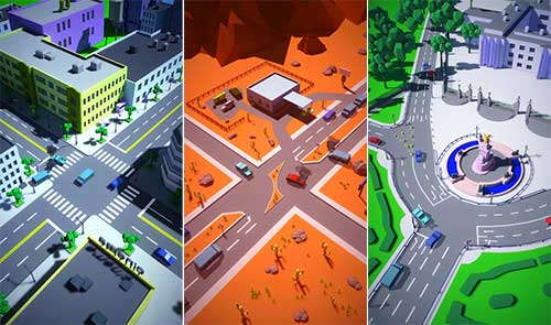 Crossroad crash apk