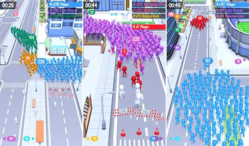 Crowd City Apk