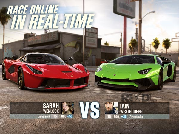 The Best CSR Racing Game