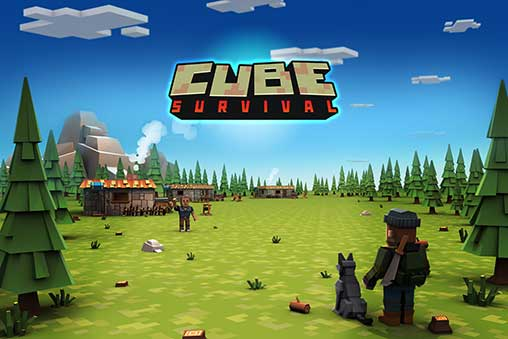 Cube Survival Story