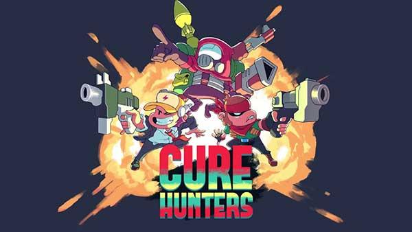 Cure Hunters Mod