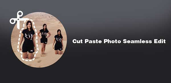 Cut Paste Photo Seamless Edit Pro