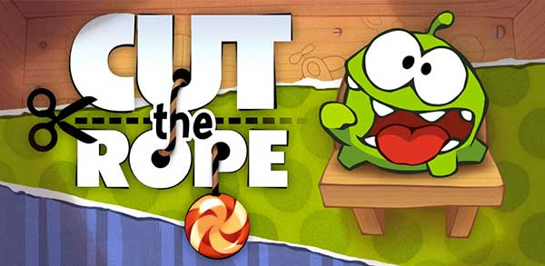Cut the Rope FULL Cover