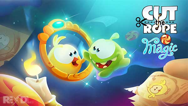 Permalink to Cut the Rope Magic 1.12.0 Apk + Mod (Hints/Diamond) for Android