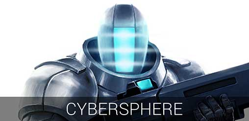 CyberSphere: Sci-fi Shooter