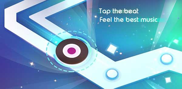 Dancing Ballz: Music Line Mod